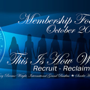Membership Focus Month